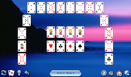 All-in-One Solitaire FREE 20151217 screenshot 221805