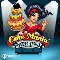 Cake Mania Celebrity Chef Lite logo