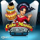 Download Cake Mania Celebrity Chef Lite APK to PC