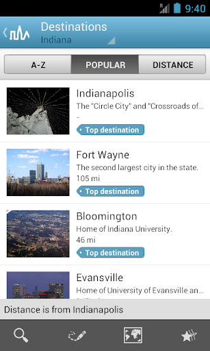 Indiana Guide by Triposo