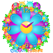 Calgot & Maimai Clock Widget