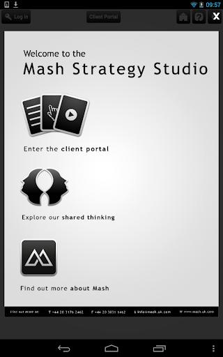 Mash Strategy