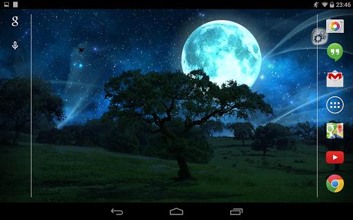 Фантастическая природа для планшетов на Android