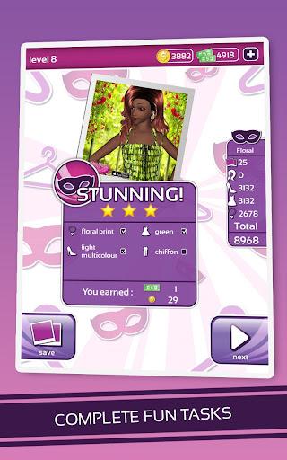 【免費休閒App】Me Girl Dress Up-APP點子
