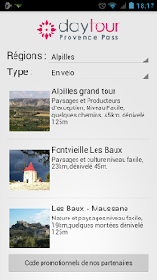 Your provence guide- screenshot thumbnail