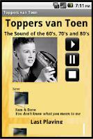Screenshot of Toppers van Toen