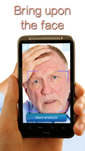 Death age cause face scanner