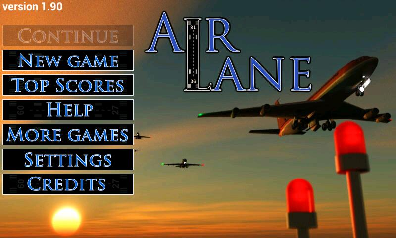 Air Lane - screenshot