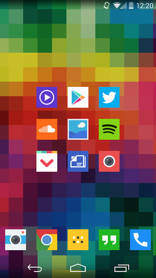Minimal UI - Icon Pack - screenshot