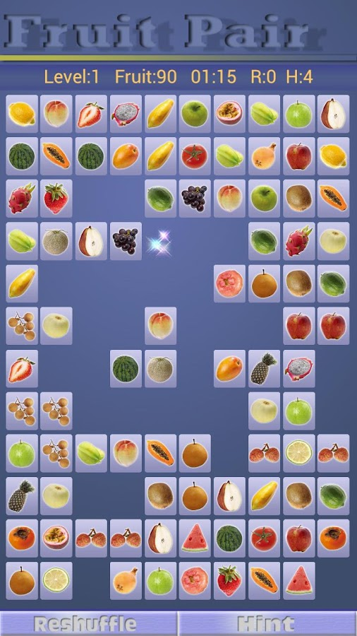 Fruit Pair- screenshot