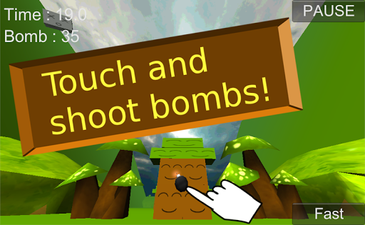 Fakers Bomb Shooter 3D