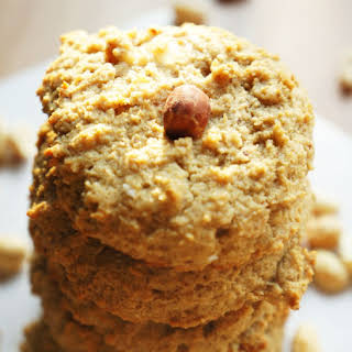 Gluten Free Sugar Free Peanut Butter Cookies.