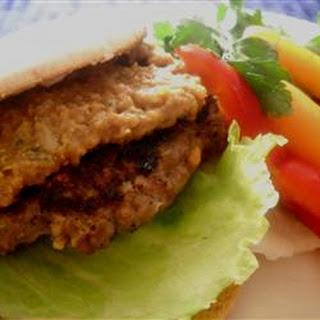 Thai Burgers.