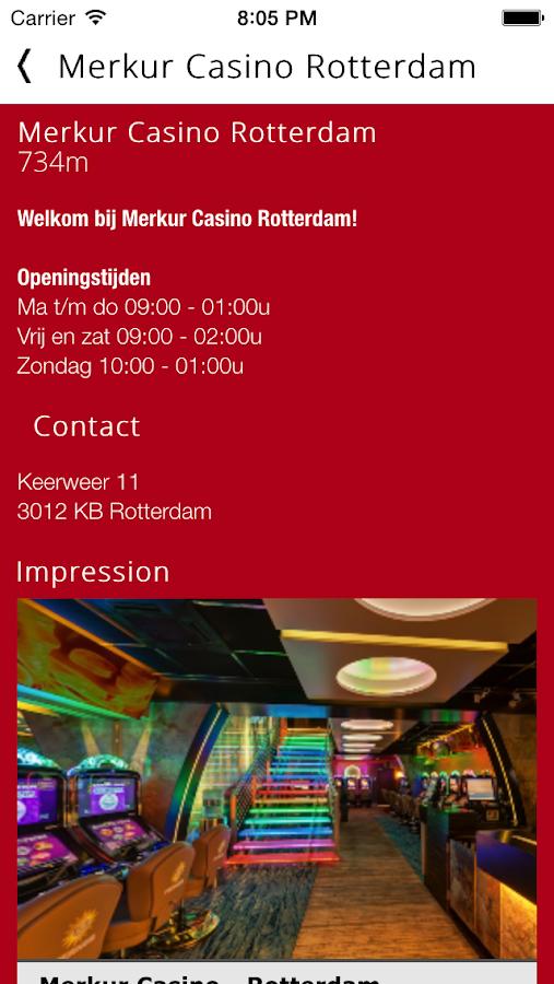 merkur casino app