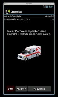Urgencias- screenshot thumbnail