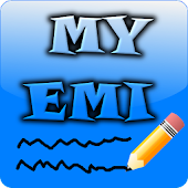 My EMI Calculator