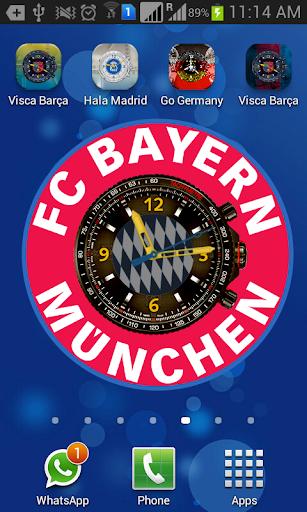 FC Bayern Live Wallpaper Demo