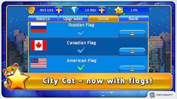 Screenshot of City Cat