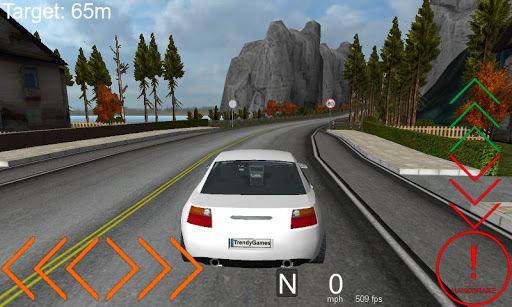 Duty Driver LITE  screenshots 3