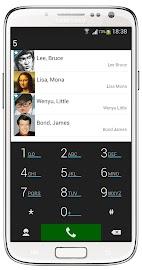 ExDialer - Dialer & Contacts Screenshot 1