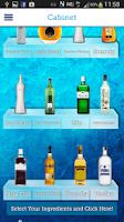 Screenshot of Cocktail Bar Recipes