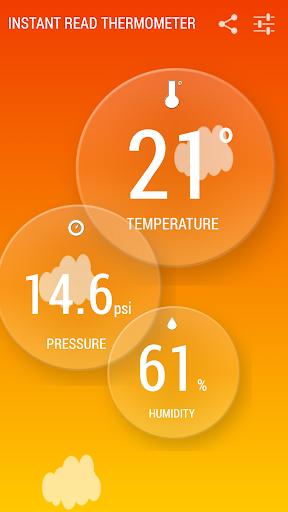免費下載天氣APP|Instant Thermometer app開箱文|APP開箱王