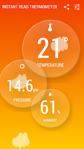 Instant Thermometer screenshot 5