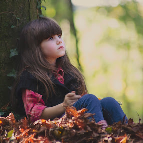 melancholy moment by Tami James - Babies & Children Child Portraits (  )