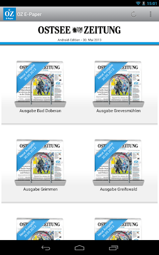 【免費新聞App】Ostsee-Zeitung E-Paper-APP點子