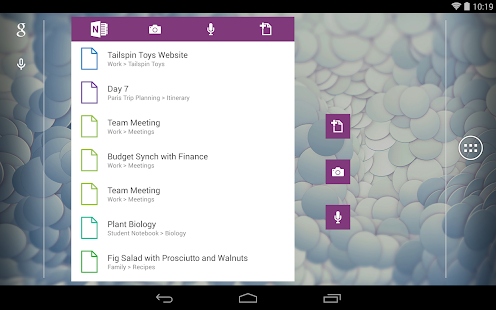 OneNote Screenshot 24