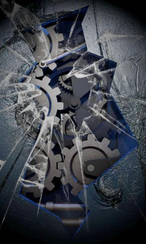 mechanical gears live wallpaper