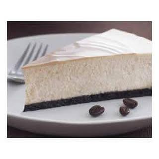 Cappuccino Cheesecake.
