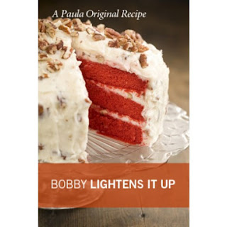 Lighter Red Velvet Cake