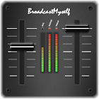 BroadcastMySelf icon