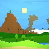 Pixel Landscape LWP Lite