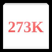 273K:Thermodynamics Calculator
