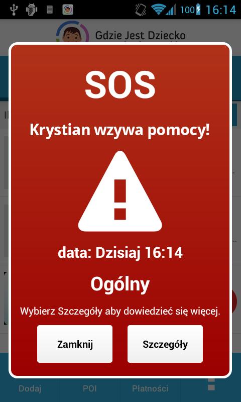 Bezpieczna Rodzina - screenshot