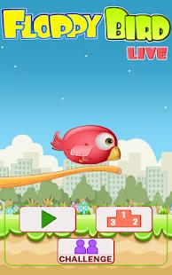 免費動作App|Floppy Bird - LIVE Adventure|阿達玩APP