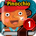 Pinocchio - Animated storybook icon