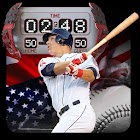 Mike Trout Angels Baseball LWP icon