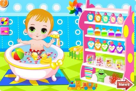 Happy-Baby-Bathing-Games