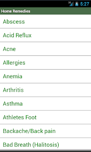 Home Remedies (Lite)- screenshot thumbnail