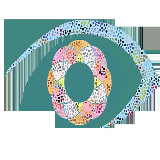 Color vision test LOGO-APP點子
