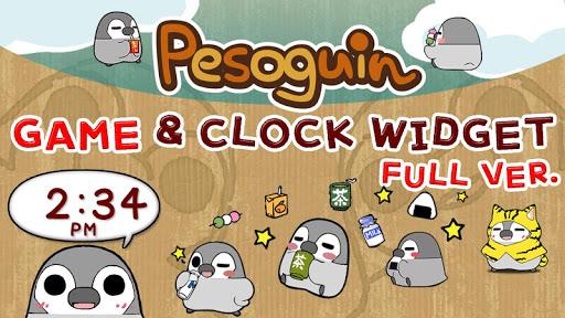 【免費休閒App】Pesoguin時鐘小工具全部