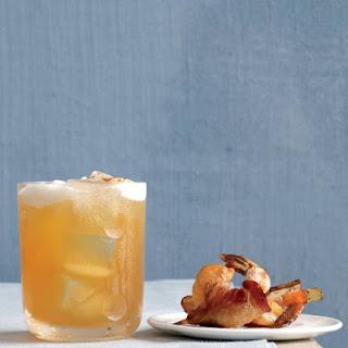 Maple-Bourbon Cider.