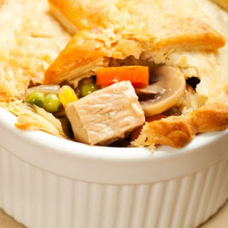 Copycat Marie Callender's Chicken Pot Pie