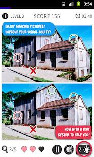 Najdi rozdíl: Dům - náhled