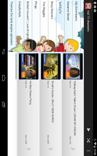 Home Family TV channels 2.1.0 screenshots 6