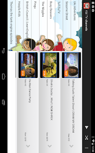 Home Family TV channels- screenshot thumbnail