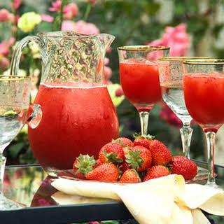 Strawberry Daiquiri Punch.